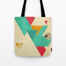 Monster Teeth I Tote Bag