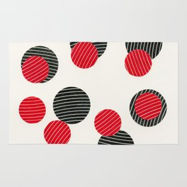 Spots and Stripes Rug
