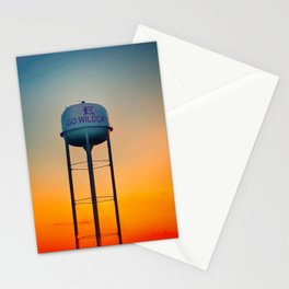 Sunrise In Elgin, Texas Stationery Cards