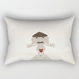 Tabi Tabi Po (Philippine Mythological Creatures Series #2) Rectangular Pillow