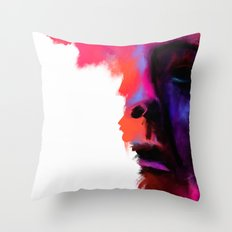 Gemini - Right Throw Pillow