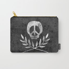 Peace is Death Carry-All Pouch