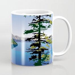 Crater Lake National Park Coffee Mug