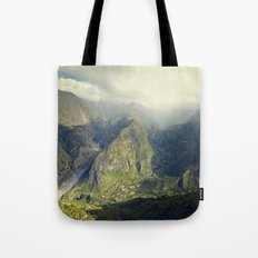 The Lost World Tote Bag