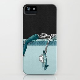 Skate 'til Late iPhone Case