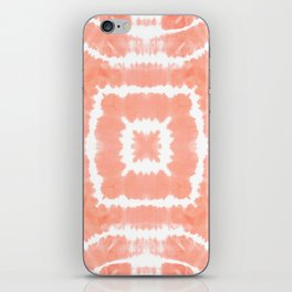 FESTIVAL SUMMER - WILD AND FREE - BLOOMING DAHLIA iPhone Skin