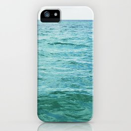 Colors of the Sea II iPhone Case