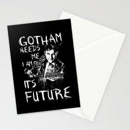 Gotham Needs Me Stationery Cards