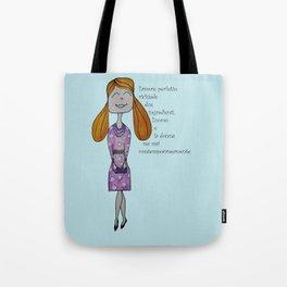 l'amore perfetto bag Tote Bag