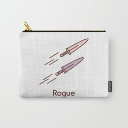 Cute Dungeons and Dragons Rogue class Carry-All Pouch