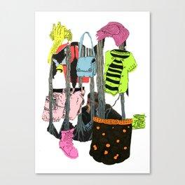 C12 Canvas Print