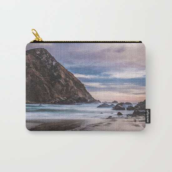 The Ocean Stirs The Heart Carry-All Pouch