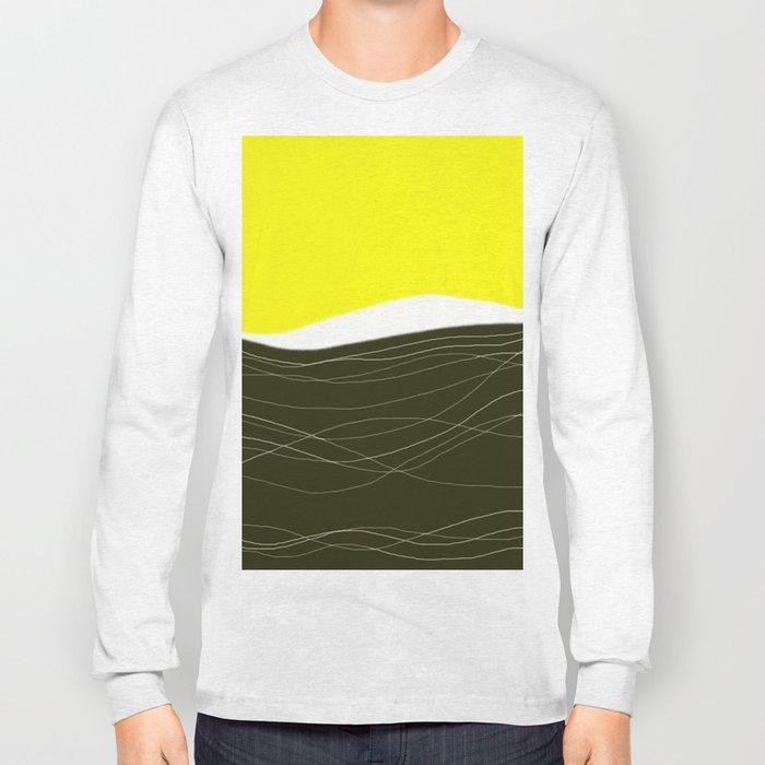 sunrise - design57 Long Sleeve T-shirt