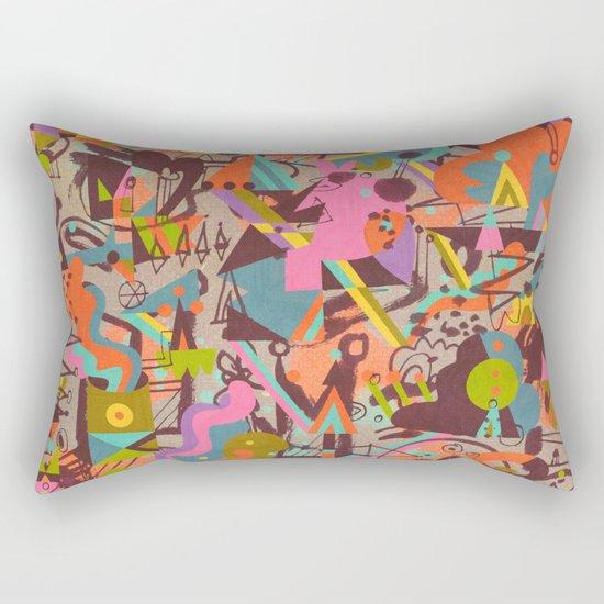 Schema 14 Rectangular Pillow