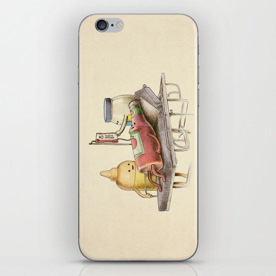Emergency Transfusion  iPhone & iPod Skin