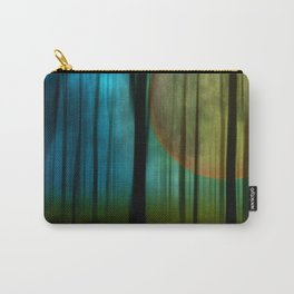 Full Moon Forest Carry-All Pouch