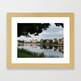 Coronado Springs Resort Framed Art Print