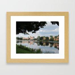 Coronado Springs Resort Framed Art Print