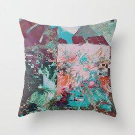 DRMTXSTR Throw Pillow