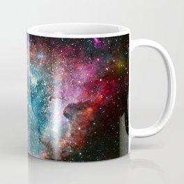 Galaxy and nebula Coffee Mug