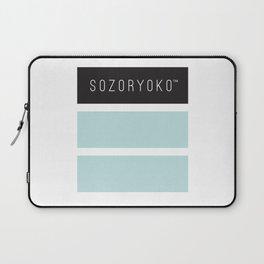Sozoryoko Original Branding - Local Vancouver Brand Laptop Sleeve