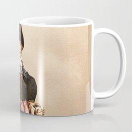 European peasant Coffee Mug
