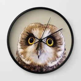 Hermy Worm Wall Clock