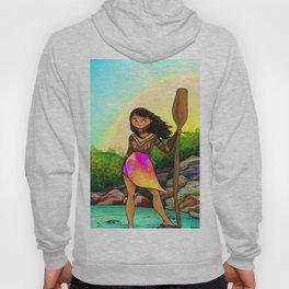Embera girl Hoody