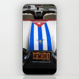 Havana 19 iPhone Skin