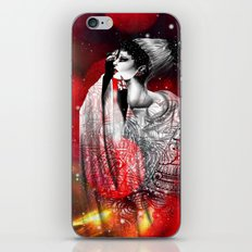 LE VIEIL AMANT iPhone Skin