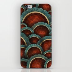 Illustrious Circles iPhone Skin
