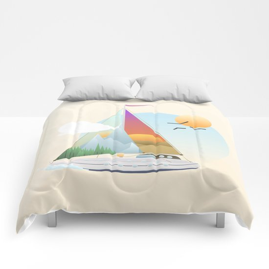 Seaside Vacation Comforters