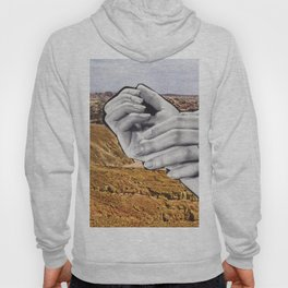 Reaching Out Hoody