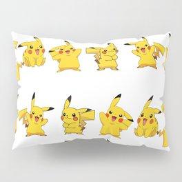 Pikachú Pokémon Pillow Sham