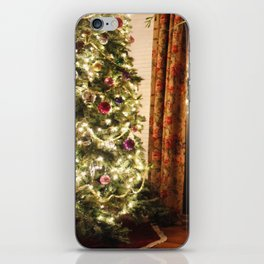 The Feeling of Christmas iPhone Skin