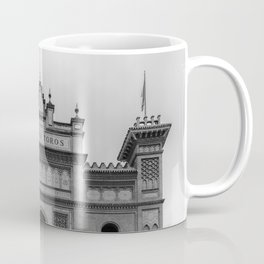 Plaza de Toros BW Coffee Mug