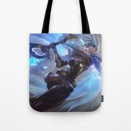 Dawnbringer Riven League Of Legends Tote Bag