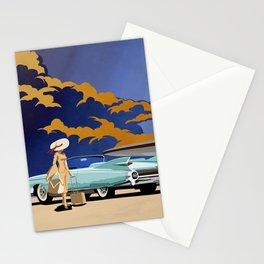 Cadillac Eldorado Biarritz 1959 Stationery Cards