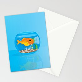 Old Fish Stationery Cards