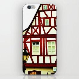 German iPhone Skin