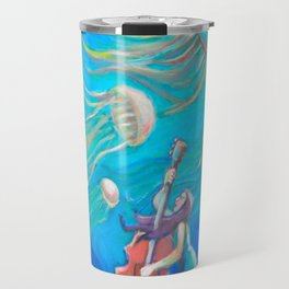 Mermaids Serenade Travel Mug