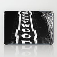 hollywood iPad Cases featuring Hollywood by Melissa Lund