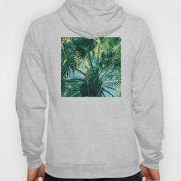 Messy Tropical Palm Tree Hoody