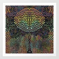 Tree of New Life Art Print