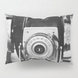 polaroid120 camera Pillow Sham