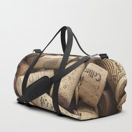 Wine Corks Duffle Bag