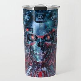 Heavy Metal Mind Travel Mug