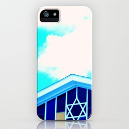Blewish iPhone Case