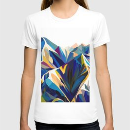 Mountains cold T-shirt