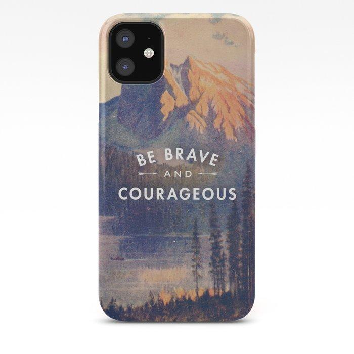 Brave iphone case